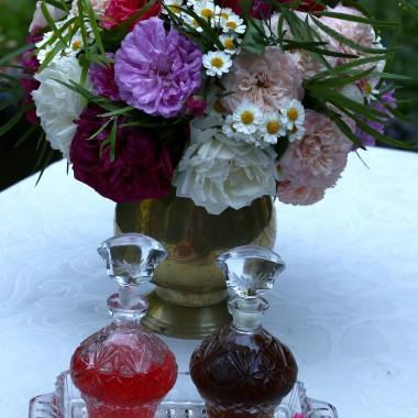 woda różana i ekstakt z róży