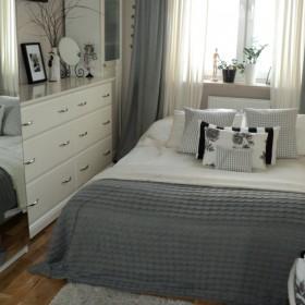 A nasza sypialnia wygląda teraz tak...