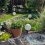 Ogród, Wiosna w ogrodzie