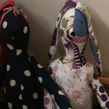 ubranka dla królików szyję na bawełnianej podszewce, tzn. ze od srodka nie widaś szwów &#x3B;)))))))))))