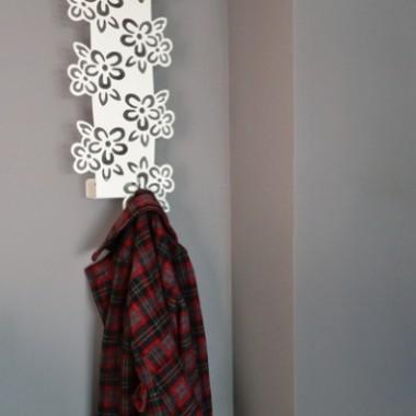 NOWOŚĆ! Wieszak na ubrania FLOWER Steel-Design