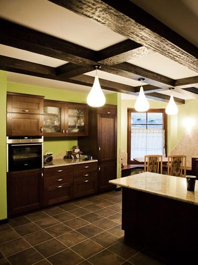Kuchnia, Aranżacja i wystrój kuchni - Aranżacja kuchni