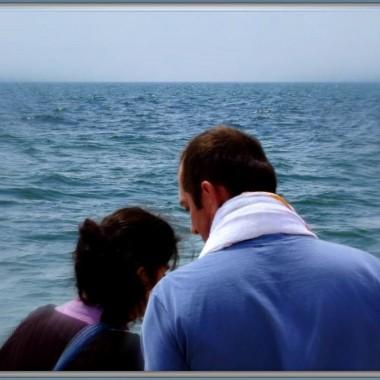 Ocean szumi inaczej....
