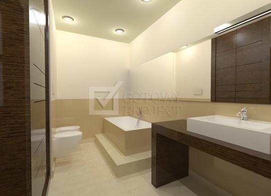 Zdjęcie 25 W Aranżacji Gotowy Projekt łazienki Deccoriapl