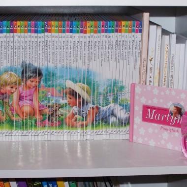 """kolekcja """"Martynki""""-uwielbiamy ją czytać na głos, jest cudnie wydana&#x3B;)))"""