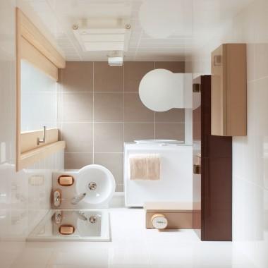 Nano, czyli polska łazienka