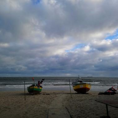 .............i kutry na plaży...............