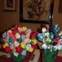 Dekoratorzy, Dzień kobiet - tyle narobiłam ,że starczy kwiatków dla wszystkich