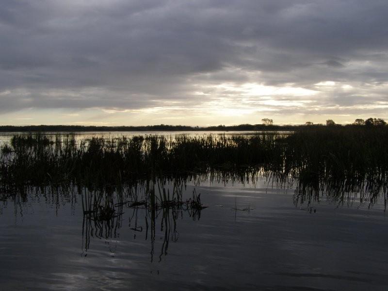 Pozostałe, Piękne miejsca - świt nad jeziorem!
