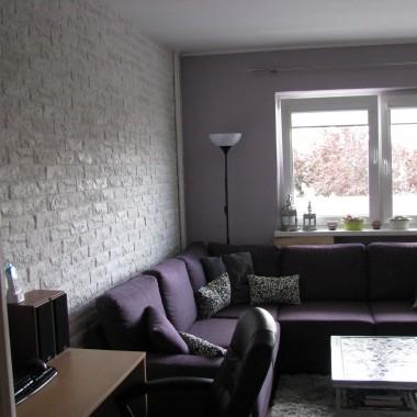 Duży pokój i kawałek przedpokoju :)