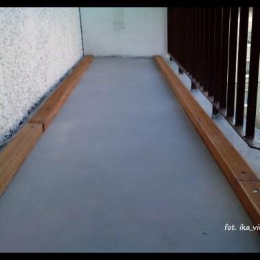 Balkonowa przemiana