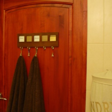 kilka fotek z łazienki