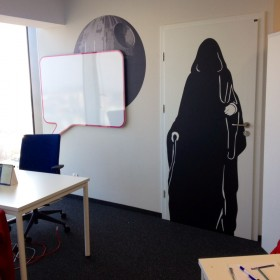 Biuro w stylu Star Wars!