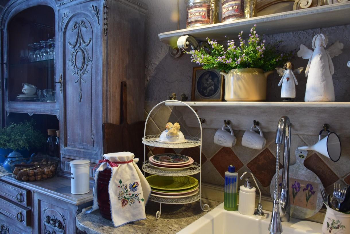 Kuchnia, Kuchnia bardziej...vintage :)
