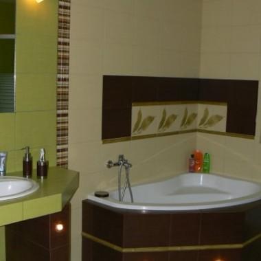 Łazienka w bambusach