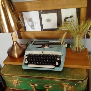 Nowy nabytek, maszyna do pisania za grosze
