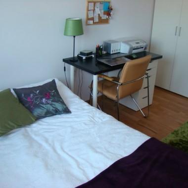 sypialnia w dzień