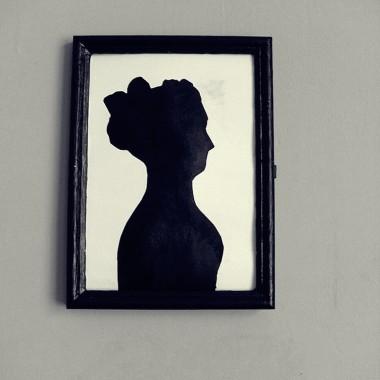 Dama z wąsami &#x3B;)