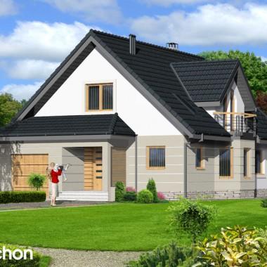 Projekt domu - W anyżku