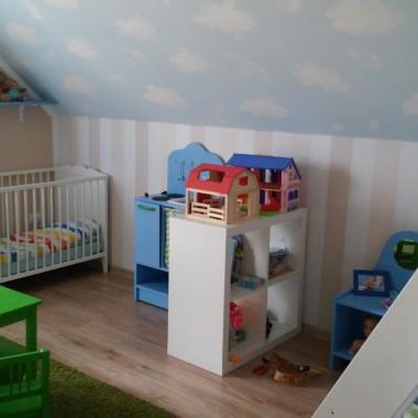 Pokój dla synka i córeczki