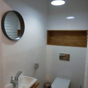 Realizacja projektu toalety mojego autorstwa