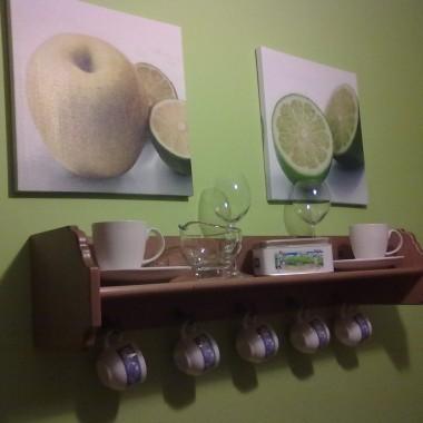 nowinka w kuchni - półeczka  ikea