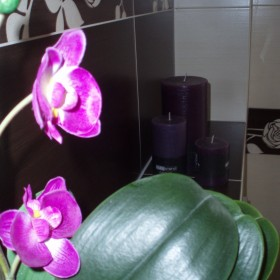 Malutka łazienka:)