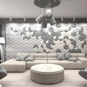FIRST IMPRESSIONS. Wnętrze apartamentu