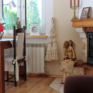 Ogrodowe zakątki, piękny prezent i nowy nabytek :)