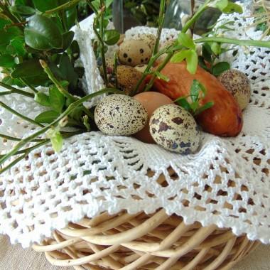 .............i jajeczka święcone............