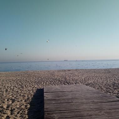 .............i październikowe morze..............