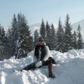 Zasypane bajeczne Zakopane:)))