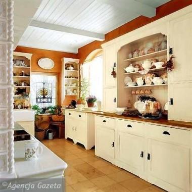 Parę zdjęć kuchni w moim ukochanym stylu rustykalnym :)