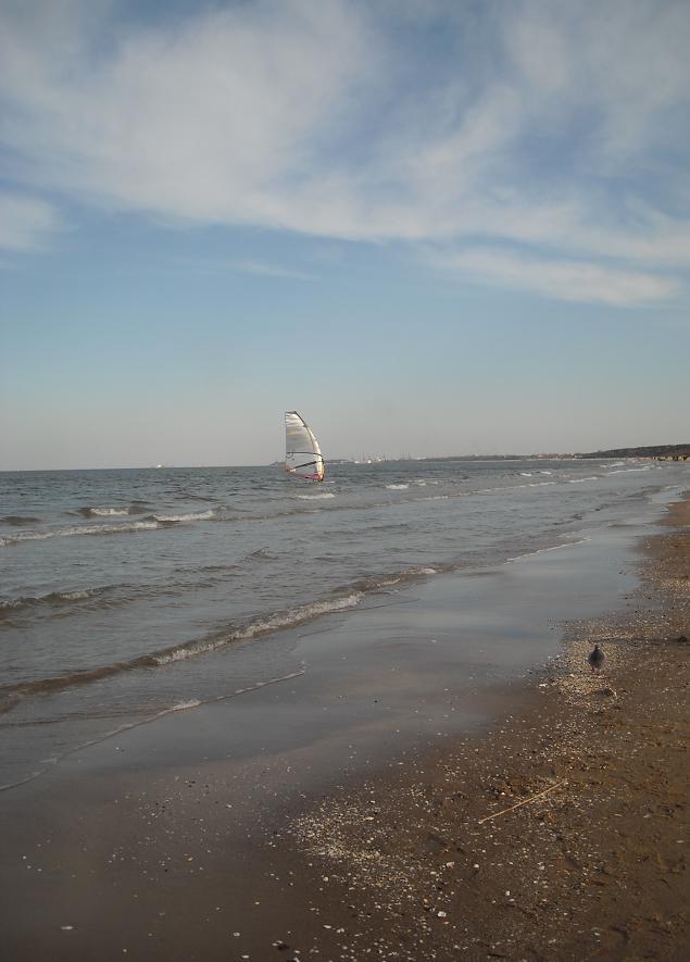Pozostałe, Kwietniowa..... wiosenna .....galeria............ - .................i morze....................