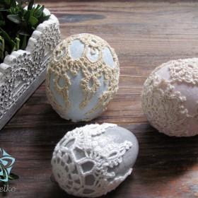 Koronkowe jajka i nie tylko :)