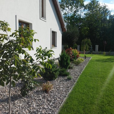 Piekne domy: edycja ogrodowa
