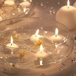 pływające świeczuszki &#x3B;)