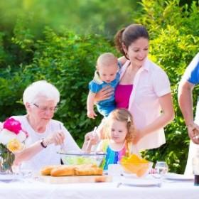 Przepis na udane garden party