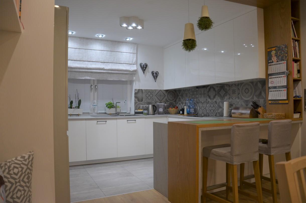 Kuchnia, Wnętrza.