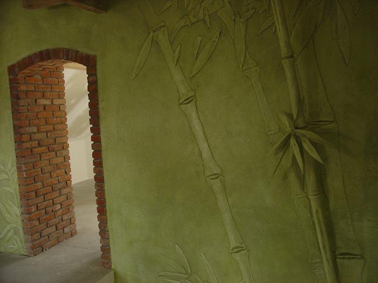 Ściany, realizacje