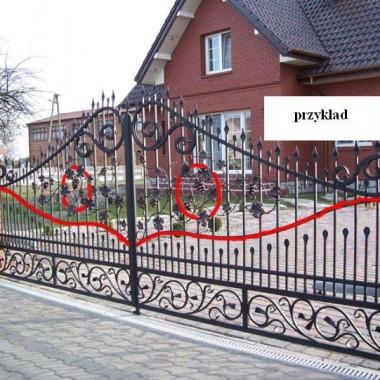 Planowana brama