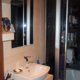 łazienka na piętrze ......