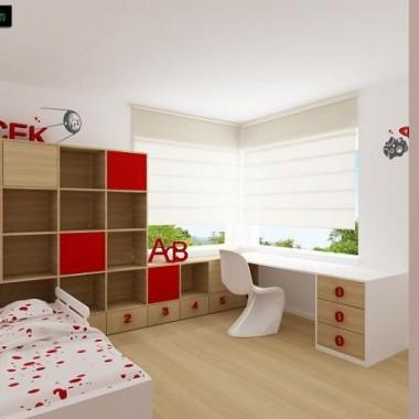 Nowoczesny pokój dla dziecka