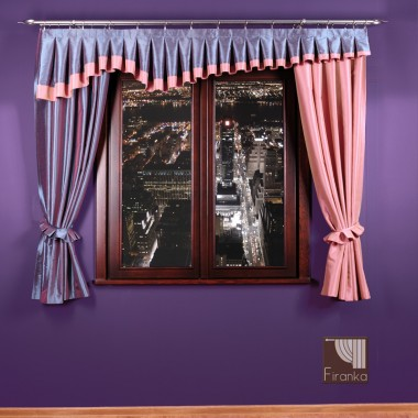 Wiosenna propozycja dekoracji okiennych.