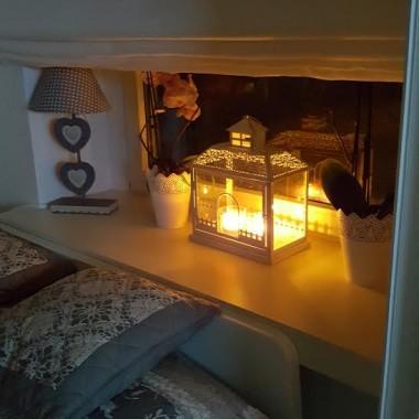 Sypialnia-mała rzecz a cieszy -:)