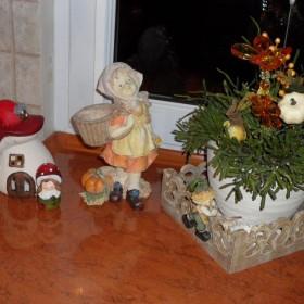 jesień w moim domku:)