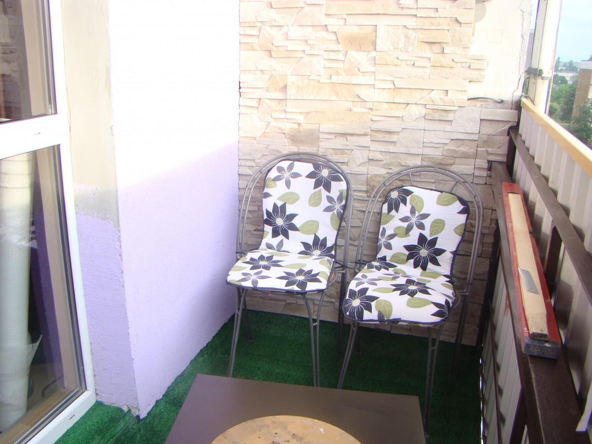 balkon w bloku :)