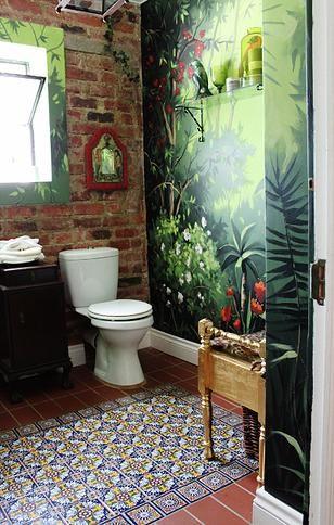 Co Zamiast Płytek Do łazienki Popularne Rozwiązania