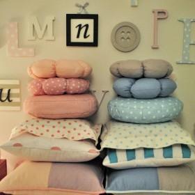 Tekstylia w pokoju Dzieciaczków