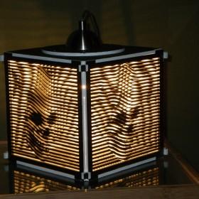 Lampa 3D